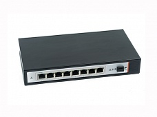 GSDP1504-PoE  PoE – Power over Ethernet 以太网供电器 (内置ONU)